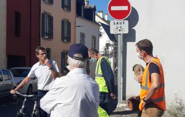 Visite DSC Ouest Cornouaille